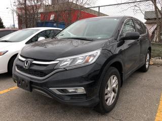 Used 2015 Honda CR-V EX-L for sale in Toronto, ON