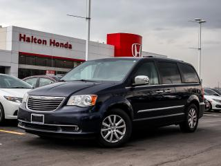 Used 2016 Chrysler Town & Country Limited Platinum for sale in Burlington, ON