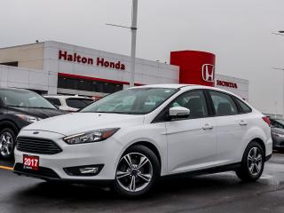 Used 2017 Ford Focus SE|NO ACCIDENTS for sale in Burlington, ON