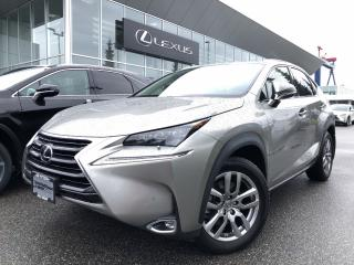 Used 2017 Lexus NX 200t 6A Luxury PKG, LOW KMS, 1 Owner for sale in North Vancouver, BC