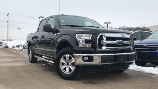 Used 2016 Ford F-150 XLT 5.0L V8 4X4 REVERSE CAMERA for sale in Midland, ON
