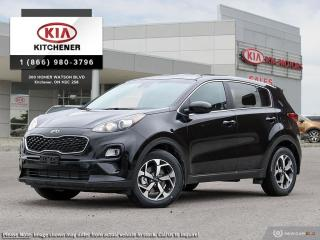 New 2020 Kia Sportage LX for sale in Kitchener, ON
