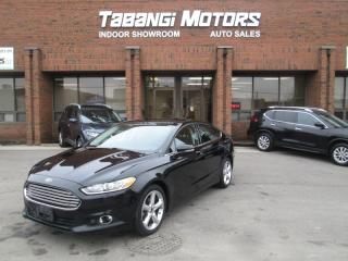 Used 2016 Ford Fusion SE | NO ACCIDENTS | REAR CAM | 2.0L | B\T for sale in Mississauga, ON