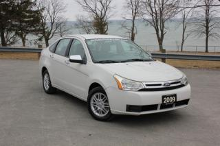 Used 2009 Ford Focus 4DR SDN SE for sale in Oshawa, ON