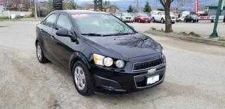 Used 2012 Chevrolet Sonic 4dr Sdn Lt for sale in West Kelowna, BC