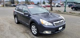 Used 2011 Subaru Outback 4dr Wgn H4 Auto 2.5i Prem for sale in West Kelowna, BC