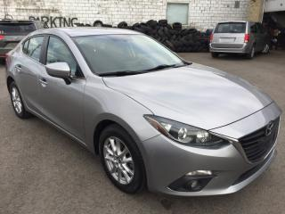 Used 2014 Mazda MAZDA3 4dr Sdn GS-SKY for sale in Hamilton, ON