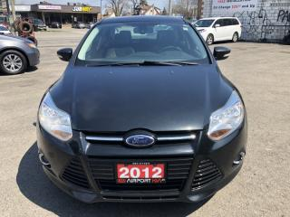 Used 2012 Ford Focus 4DR SDN SEL for sale in Hamilton, ON