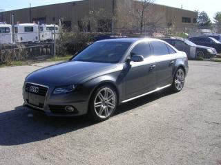 Used 2012 Audi A4 4dr Sdn Auto quattro 2.0T Premium for sale in Richmond Hill, ON