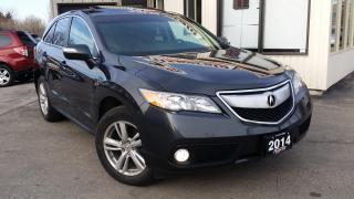 Used 2014 Acura RDX 6-Spd AT AWD w/ Technology Package for sale in Kitchener, ON