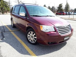 Used 2008 Chrysler Town & Country 4DR WGN TOURING for sale in Mississauga, ON