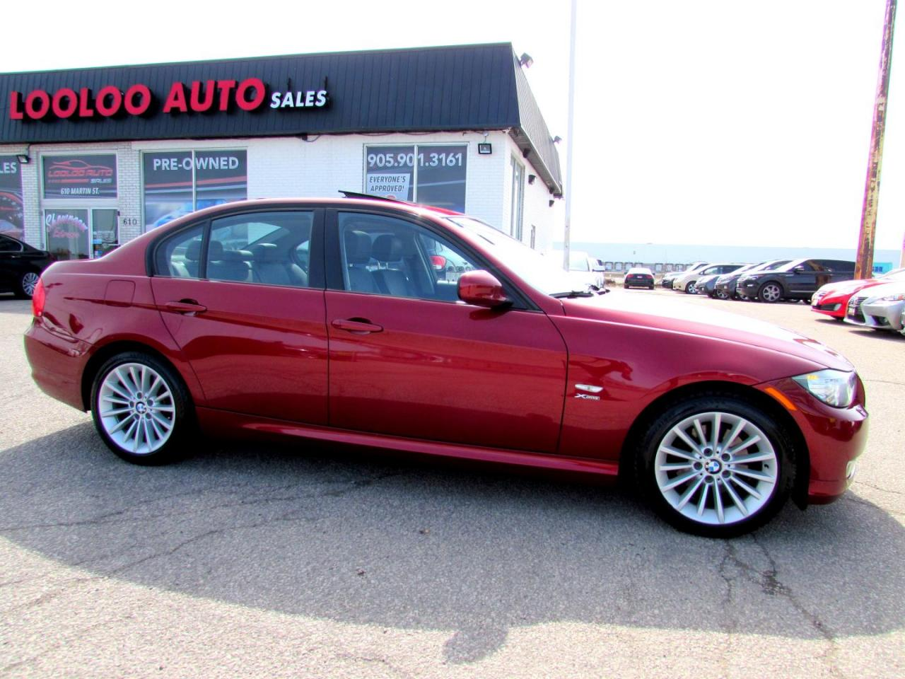 Used 2011 BMW 3 Series 328i xDrive 6 SPEED MANUAL BLUETOOTH