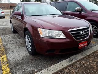 Used 2009 Hyundai Sonata 4dr Sdn I4 GL for sale in Mississauga, ON