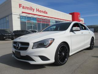 Used 2014 Mercedes-Benz CLA-Class CLA250 for sale in Brampton, ON