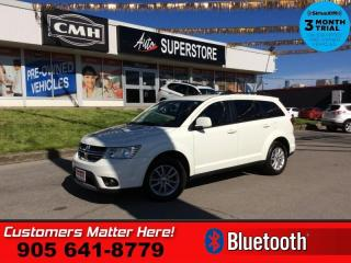 Used 2013 Dodge Journey SXT/Crew  V6 7-PASS REAR-AC U-CONNECT BT for sale in St. Catharines, ON