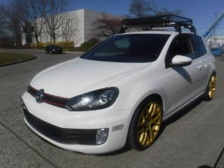 Used 2013 Volkswagen GTI 2-Door for sale in Burnaby, BC