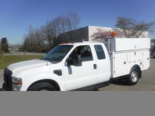 Used 2008 Ford F-350 SD XL SuperCab 2WD Service Truck for sale in Burnaby, BC