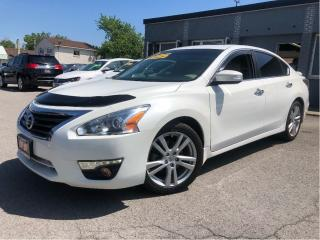 Used 2015 Nissan Altima 3.5 SL Navigation Leather Sunroof for sale in St Catharines, ON