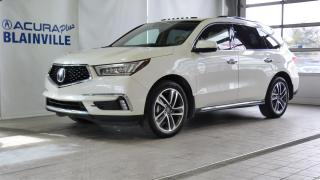 Used 2017 Acura MDX TECHNOLOGIE ** SH-AWD ** for sale in Blainville, QC