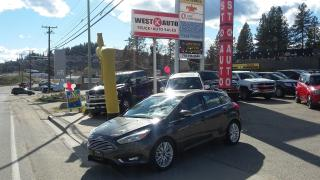 Used 2018 Ford Focus for sale in West Kelowna, BC