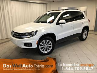 Used 2015 Volkswagen Tiguan 4 Motion, Comfort for sale in Sherbrooke, QC