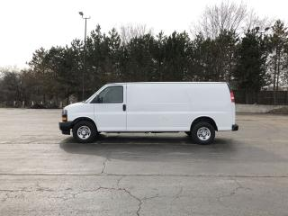 Used 2018 Chevrolet Express 2500 Cargo EXT RWD for sale in Cayuga, ON