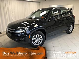 Used 2015 Volkswagen Tiguan Trendline, Gr for sale in Sherbrooke, QC