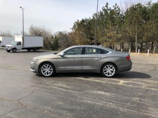 Used 2018 Chevrolet Impala Premier FWD for sale in Cayuga, ON
