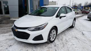 Used 2019 Chevrolet Cruze LT for sale in St-Hyacinthe, QC