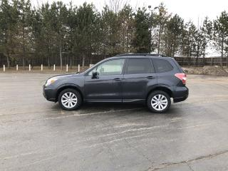 Used 2015 Subaru Forester Premium AWD for sale in Cayuga, ON