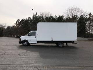 Used 2018 GMC G3500 CUBE RWD for sale in Cayuga, ON