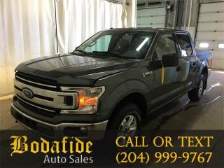 Used 2018 Ford F-150 XLT for sale in Headingley, MB