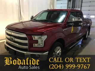 Used 2016 Ford F-150 Lariat for sale in Headingley, MB