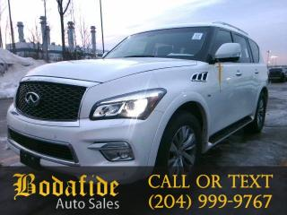 Used 2015 Infiniti QX80 Limited for sale in Headingley, MB