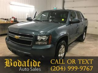 Used 2011 Chevrolet Avalanche LT w/1SD for sale in Headingley, MB