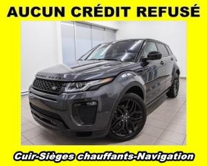Used 2017 Land Rover Evoque Hse Dynamic Awd for sale in St-Jérôme, QC