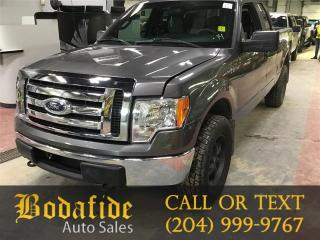 Used 2012 Ford F-150 XL for sale in Headingley, MB