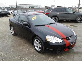 Used 2003 Acura RSX Premium for sale in Oak Bluff, MB
