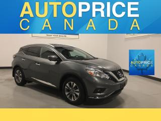 Used 2016 Nissan Murano SL NAVIGATION|PANOROOF|LEATHER for sale in Mississauga, ON