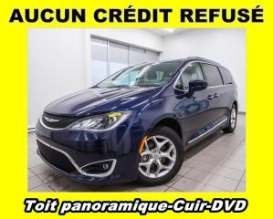 Used 2018 Chrysler Pacifica Cuir Sièges Ch. Dvd for sale in St-Jérôme, QC