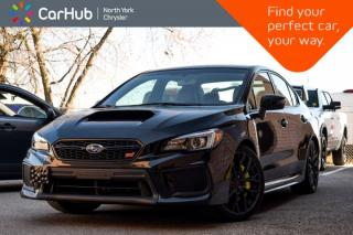 Used 2018 Subaru WRX STI Sport|Manual|Sunroof|Heat.Frnt.Seats|Backup_Cam|Blindspot| for sale in Thornhill, ON