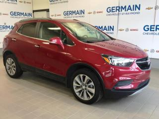 Used 2019 Buick Encore Preference-Awd for sale in St-Raymond, QC