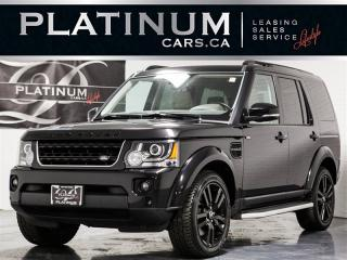 Used 2016 Land Rover LR4 HSE LUXURY, 7 PASSENGER, NAVI, PANO, CAM for sale in Toronto, ON