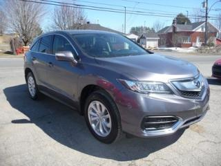 Used 2017 Acura RDX Tech for sale in Ste-Marie, QC
