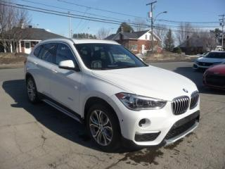 Used 2016 BMW X1 xDrive28i for sale in Ste-Marie, QC