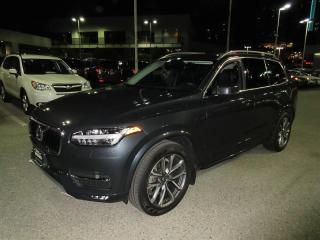 Used 2017 Volvo XC90 T6 AWD Momentum CERTIFIED PRE-OWNED | LEATHER | SUNROOF | BLUETOOTH | NAVIGATION for sale in Vancouver, BC