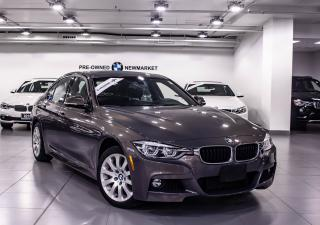 Used 2017 BMW 3 Series 340i xDrive Sedan for sale in Newmarket, ON