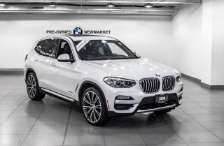 Used 2018 BMW X3 xDrive30i -1OWNER|NO ACCIDENTS| PREMIUM PKG| for sale in Newmarket, ON