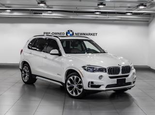 Used 2015 BMW X5 xDrive35d -1OWNER|NO ACCIDENTS for sale in Newmarket, ON