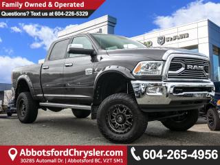 Used 2015 RAM 3500 Longhorn *WELL MAINTAINED* for sale in Abbotsford, BC